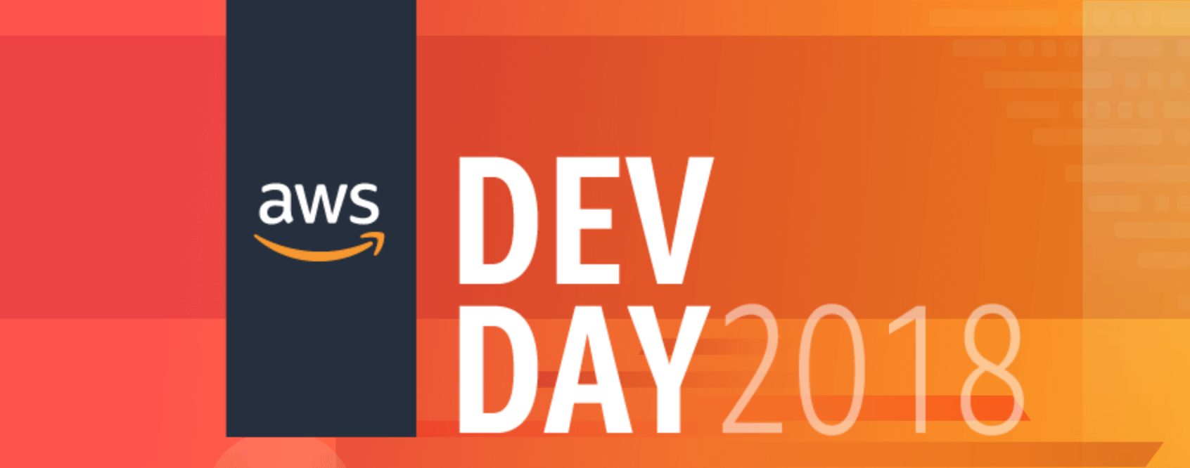 2018.10.29 AWS Dev Day 2018