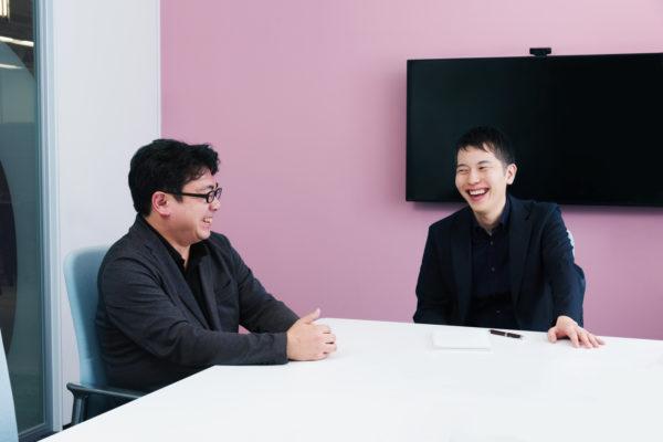 Countir CEO 姥貝賢次氏との対談記事が掲載されました